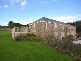 TGIDG Barn situated in Mevagissey (5mls E)