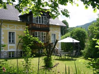 Lovely flat in Austria with terrace, Bad Ischl
