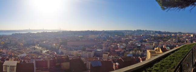Nossa Senhora do Monte Lisbon City View