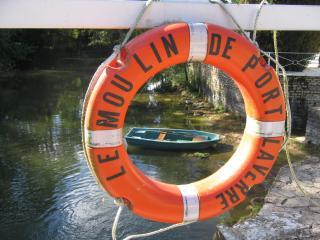 Le Moulin de Port laverré, Aslonnes