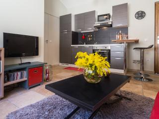 2 ROOMS APARTEMENT IN VILLA OULIVA, La Roquette-sur-Var