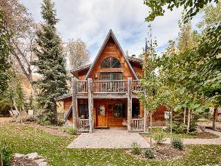 Sundance Chic Chalet  - Classic Four Bedroom A-Frame Ski Chalet that