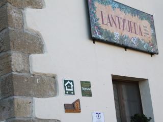 Casa rural Lantxurda, Abínzano