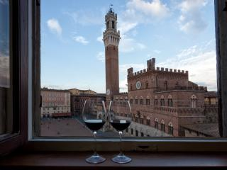 Suite in Piazza del Campo, Siena, Sienne
