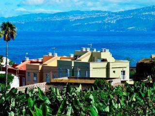 Bonito apartamento con terraza en San Juan de la R, San Juan de la Rambla