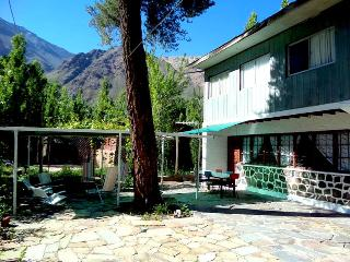 Beautiful house in the Mountains , Rooms for Rent, San José de Maipo