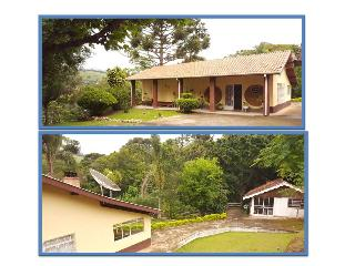 Casa de campo, Santo Antonio do Pinhal