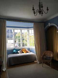 Marquis Double Bedroom with Views of the Castle and Pricess Street Gardens