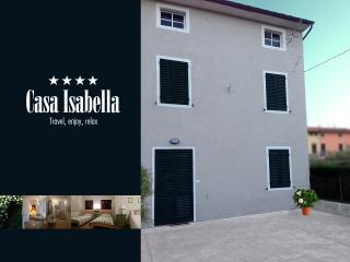 Casa Isabella, house for rent in Tuscany max 6 prs