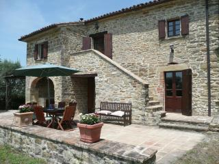 Secluded Villa in Umbria, Montone