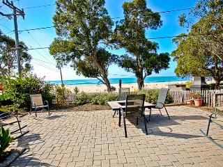 11/OCEAN FRONT Sand and Sea Cottage; Pet Friendly, Santa Cruz