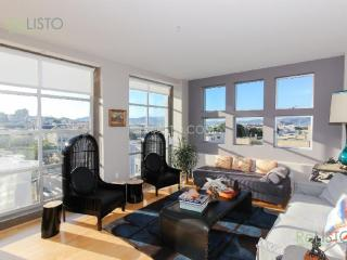 MODERN AND ALLURING 5TH FLOOR FURNISHED CONDO WITH LOVELY VIEWS, San Francisco