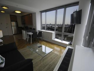 BEAUTIFULLY FURNISHED 1 BEDROOM NEW YORK APARTMENT, Weehawken