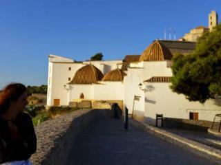 Casa romántica en Dalt Vila, Ibiza