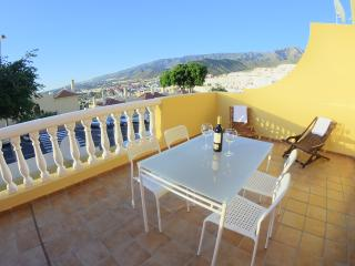SUNNY TERRACED APARTMENT IN COSTA ADEJE, Playa de las Americas