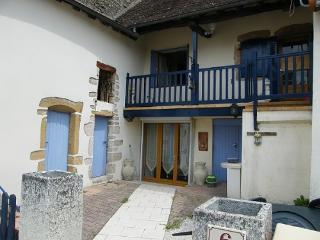 gite pour 5, Bresse-sur-Grosne