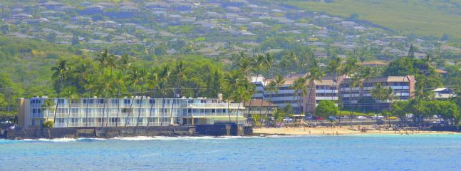 Kona Magic Sands and Magic Sands Beach