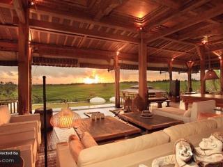 Stunning Ricefield View 5bdrs - Villa Tanggunttiti, Tabanan