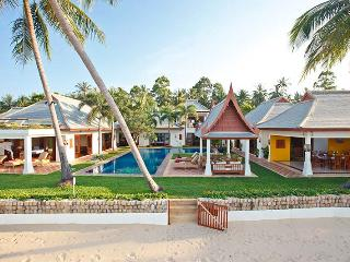Samui Island Villas - Villa 26 Luxury Beach Front, Mae Nam