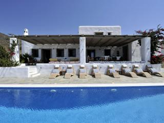 Villa Erato with private pool-Luxury Villa Faranga, Aliki