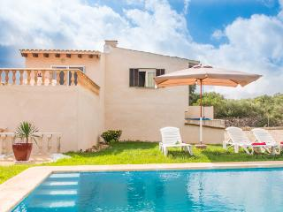 Holiday house with private mini-stables with pool, Muro