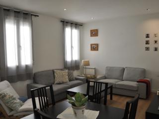 Luminoso apartamento en el centro de Madrid