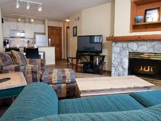 Aspens #238, Cozy 1 Bdrm, Ski-in Ski-out, Free Wifi, Whistler