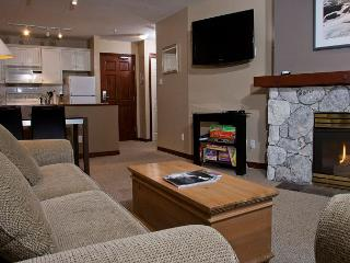 Aspens #216, Updated 1 Bdrm, Ski-in Ski-out, Serene Forest View, Free Wifi, Whistler