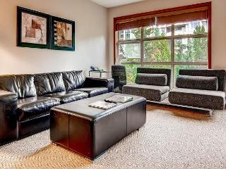 Aspens #549, Top Floor 2 Bdrm, Ski in Ski out, Mountain View, Free Wifi, BBQ, Whistler