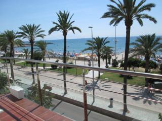 Piso en primera linea de mar en Sitges