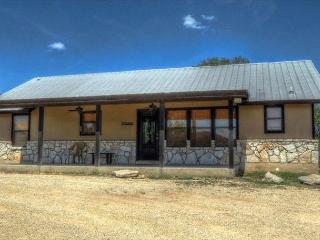 Frio River! - Mountain Valley Subdivision - ON THE ROCKS home in Concan!