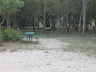 Frio River! - Frio Country Campground - RV site - Walking Distance to River!, Concan