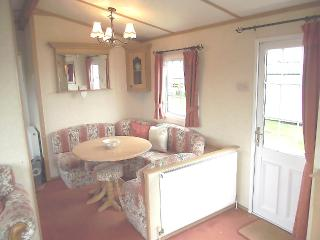 Holiday Caravan Pen 3 at Liskey Hill Holiday Park, Perranporth