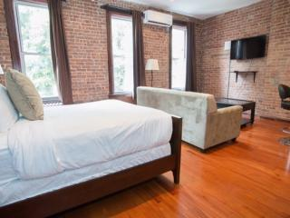 Comfy Bed - Studio Apartment in New York, Weehawken