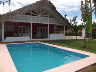 Villa Corinne, Las Terrenas