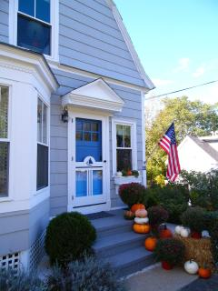 Classic Maine beach bungalow is only 100 yards from beach!
