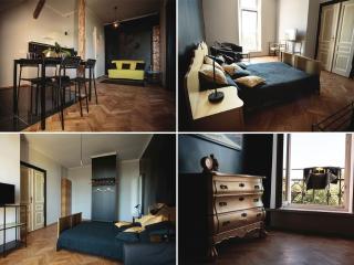 Luxury Black Boutique Apartment-The Main Square, Cracovia