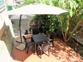 Cozy apartment with garden -Monteverde