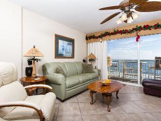 PI 508:Brand New Bedding!-DIRECT BEACH FRONT, FREE GOLF, FREE BEACH SERVICE, Fort Walton Beach