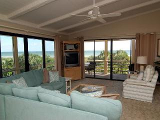 Gulf front three bedroom, East End, condo, Sanibel Island