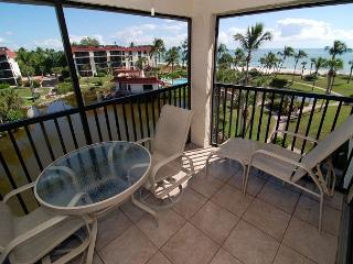Gulf view penthouse at Pointe Santo de Sanibel, Isla de Sanibel
