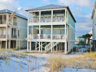 Southern Grace Beachfront 6 Bd 5 Ba Family Home, Gulf Shores