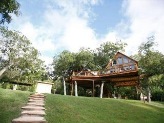 #1 Sweet Medicine Cabin - Retreat into Peace and Nature - Geronimo Creek, Seguin