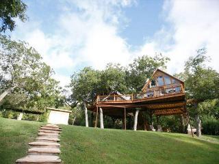 #2 Prairie Flower Cabin - Retreat into Peace and Nature - Geronimo Creek, Seguin