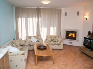 Spacious living area (Chalet 1)