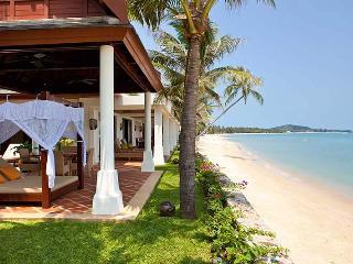 Samui Island Villas - Villa 82 Luxury Beach Front, Mae Nam