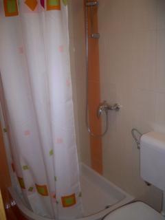 SA3 (2): bathroom with toilet