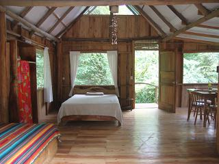Yogic jungle bungalow 1 near Ocean