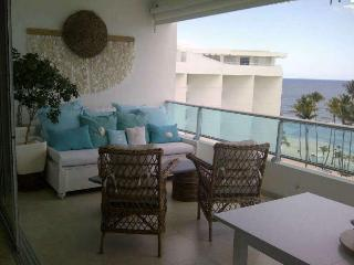 2 Bedroom Beachfront Apartment at Juan Dolio Beach