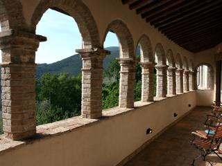 Le Logge di Silvignano SuiteHome Loggiato Pool WiF, Spoleto